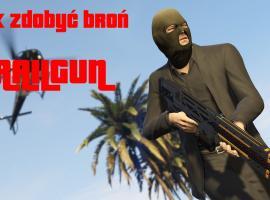 Jak zdobyć broń railgun na samym początku GTA V