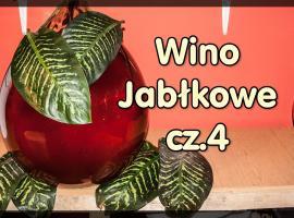 Jak zrobić wino jabłkowe cz.4