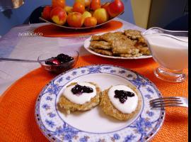 Jak zrobić placki z jabłek bez mąki pszennej