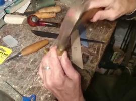 Jak wykonać prosty nóż