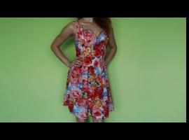 Jak uszyć rozkloszowaną sukienkę
