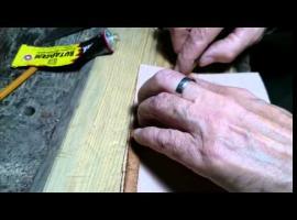 Jak skleić pochwę noża