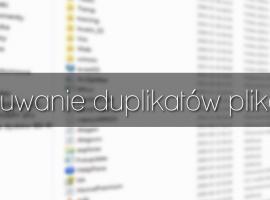 Jak usuwać zduplikowane pliki z komputera - Duplicate Cleaner