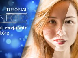 Jak stworzyć efekt porcelanowej skóry - Photoshop