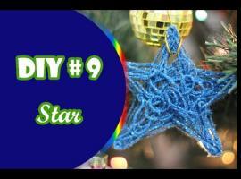 Jak zrobić gwiazdę na choinkę