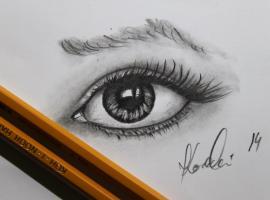Jak narysować bardzo realistyczne oko
