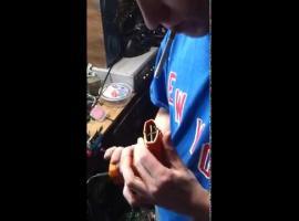 Jak odpalić papierosa suszarką