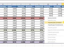 Jak korzystać z autowypełniania w Excelu bez zmiany formatowania