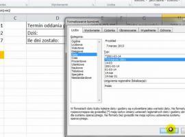 Jak dodawać i odejmować daty i dni w Excelu