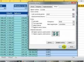 Jak drukować duże tabele w Excelu