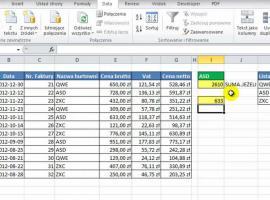 Jak wykonać sumowanie po wielu kryteriach w Excelu