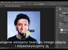 Jak wykonać FaceSwap w Photoshopie