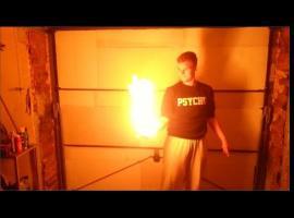 Jak zrobić ogniste dłonie