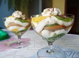 Jak przygotować deser Tiramisu z owocami