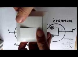 Jak działa łącznik świecznikowy - podłączenie i schemat