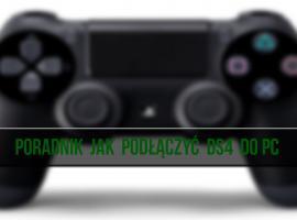 Jak bezprzewodowo podłączyć pada od PS4 do PC