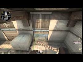 Jak rzucać granaty dymne w CS:GO na mapie de cache