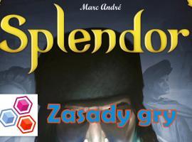 Jak grać w grę Splendor - zasady