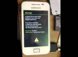 Jak uruchomić tryb Download w telefonach Samsung Galaxy