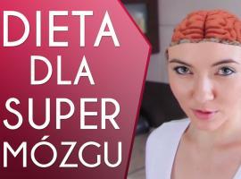 Jak dbać o swój mózg - dieta przed egzaminem