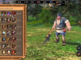Jak grać w Heroes V Dzikie Hordy #1 - Przystań