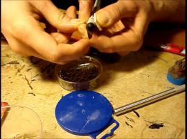 Jak zrobić łuk dla figurek w skali 1/72