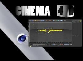 Jak uzyskać efekt rozsypania napisów w Cinema 4D