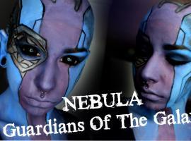 Jak wykonać charakteryzację - Nebula (Guardians Of The Galaxy)