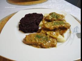 Jak przygotować polędwiczki wieprzowe w sosie ziołowym