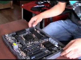 Jak złożyć i skonfigurować komputer pod 3 monitory cz. 1/3