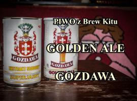 Jak zrobić piwo z Brew Kitu - Golden Ale - Gozdawa