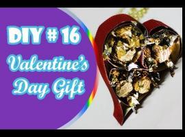Jak zapakować słodycze na Walentynki