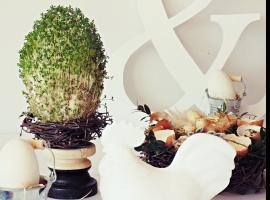 Jak zrobić jajko z rzeżuchy