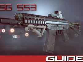 Jak korzystać z broni SG 553 w Battlefield 4
