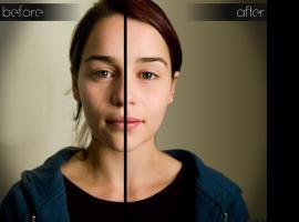 Jak wykonać profesjonalny retusz twarzy
