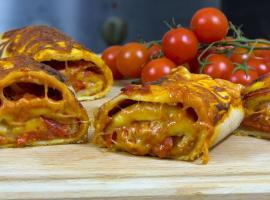 Jak zrobić pizze rollo