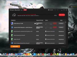Jak aktualizować sterowniki - program Driver Booster
