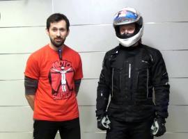 Jak wybrać pierwszy strój motocyklowy