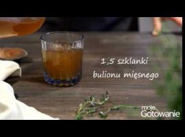 Jak zrobić łopatkę w kawowej skorupce