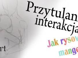 Jak stworzyć interakcję na rysunku - przytulanie