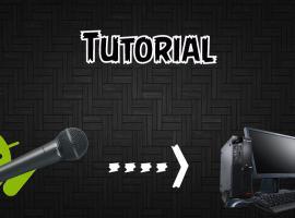 Jak wykorzystać telefon jako mikrofon do PC