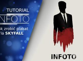 Jak zrobić plakat a'la Skyfall - Photoshop tutorial