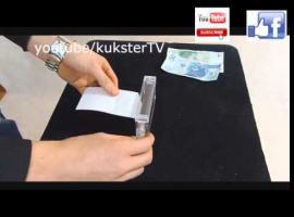 Jak drukować pieniądze - iluzja z papierem