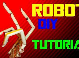 Jak stworzyć prostą mechaniczną rękę