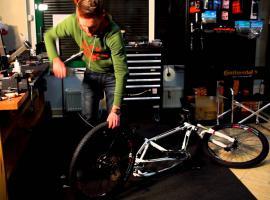 Jak zmienić dętkę w rowerze