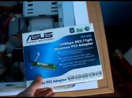 Jak dodać kartę sieciową do komputera