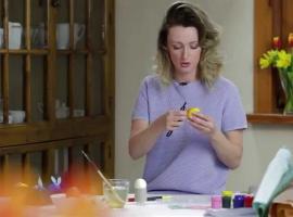 Jak ozdabiać pisanki wielkanocne