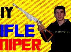 Jak zrobić mocną strzelbę na kulki
