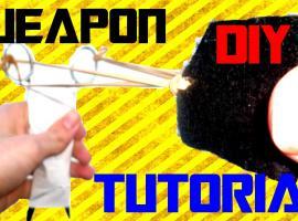 Jak zrobić procę z papieru i nożyczek