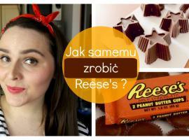 Jak zrobić czekoladki Reese's